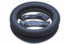 New Tires Tubes Set CT90 CT110 TRAIL 90 110 2.75 X 17 Front and Rear #S84