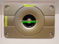 144*67mm 303 Treble piezoelectric speaker Square black Piezo Tweeter Audio Parts