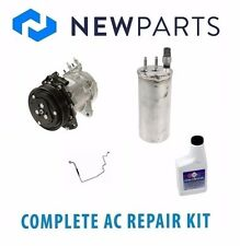 Jeep Liberty 02-05 3.7L Complete AC A/C Repair Kit With NEW Compressor & Clutch