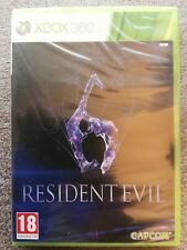 RESIDENT EVIL 6 - Xbox 360 - ESPANOL - New Sealed