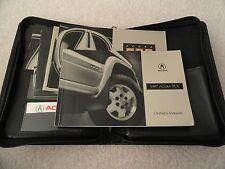 1997 Acura SLX Owners Manual