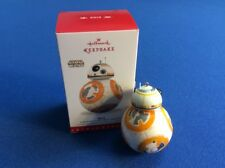 Star Wars: The Force Awakens: BB-8 - Hallmark Keepsake Christmas ornament 2016