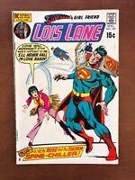 Superman's GirlFriend Lois Lane #109 (1971) 7.0 FN DC Key Issue Bronze Age Comic
