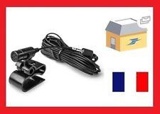 Mains Libres Bluetooth Microphone Micro Radio Voie Téléphone Stéréo De Voiture