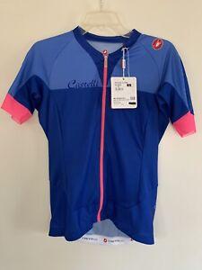Castelli aero race woman's jersey  size L