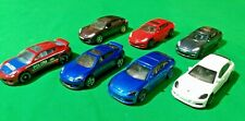 Hotwheels Matchbox Porsche Panamera Lot Of 7 Die Cast 1:64