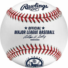Rawlings Official 2014 PETCO PARK 10TH Anniversary Baseball  SAN DIEGO PADRES