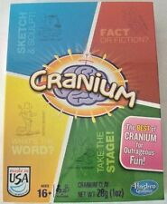 Cranium Board game The Best of Cranium Clay Hasbro New