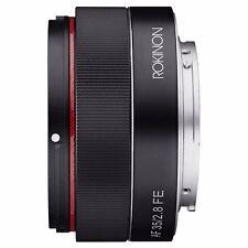 35mm f2.8 Samyang / Rokinon ( Sony E Mount ) AUTO FOCUS FULL FRAME LENS