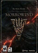 The Elder Scrolls Online: Morrowind (Windows/Mac PC-DVD) BRAND NEW & SEALED! ESO
