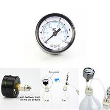 Aquarium Tank plantas Co2 calibrador de presión de hágalo usted mismo Co2 Generador kit de sistema
