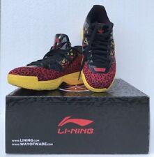 """Li-Ning WoW4 Way of Wade 4 """"Screw"""" Basketball Shoes DWADE ABAL037-21"""