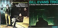 JAZZ LP LOT: BILL EVANS Simple Matter of Conviction, Shelly's Manne-Hole (JAPAN)