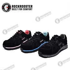 ROCKROOSTER Work Shoes for Women Alloy Toe Lightweight Sneaker Casual Comfort