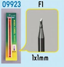 Cesello Modellismo - Model Chisel F1 1x1mm TRUMPETER