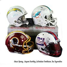 CAROLINA PANTHERS HIT PARADE AUTOGRAPHED FULL SIZE HELMET 1BOX LIVE BREAK READ!