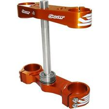 Scar Racing Triple Clamp S5412OR