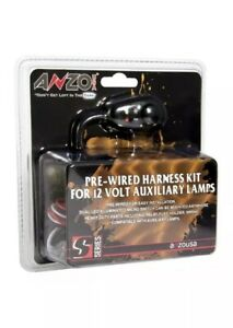 Anzo Auxiliary Wiring Harness Kit