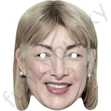 PUGILATO PROMOTORE Frank Kelly Maloney dopo aver cambiato SESSO Maschera, tutte le maschere sono pre-tagliati