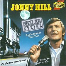JONNY HILL : MEILENSTEINE / CD (ARIOLA EXPRESS 290 600) - TOP-ZUSTAND
