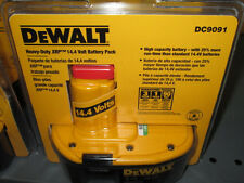 DEWALT DC9091 14.4VOLT XRP BATTERY PACK NEW IN RETAIL PACKAGE
