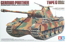Tamiya 35170 German Panther Type G Early Version 1/35 Scale kit
