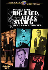 Warner Bros. Big Band Jazz & Swing-Short Subject Collection [63 Shorts 1932-