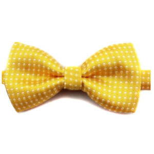 Student Kids Baby Boys Bow Tie School Wedding Party Formal Pageant Necktie New