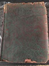 Little Journeys to the Homes of Great Lovers - Elbert Hubbard - Softcover - 1913