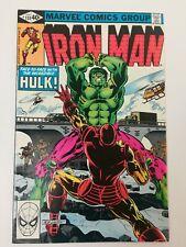 Iron Man #131 ORIGINAL Vintage 1979 Marvel Comics Incredible Hulk