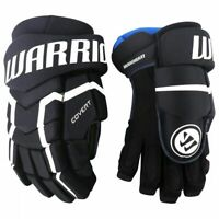 "Warrior Covert QRL5 Senior Hockey Gloves 15"" - 38cm Black R772-20"