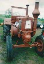 Oldtimer Traktor Lanz Bulldog Foto ca. 10 x 15 cm Sammlungsauflösung - ds955f