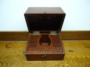 Vintage watch tool K&D Watchmakers Staking Set BOX ONLY