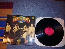 "The beach boys - live in London - 12""lp 1977 issue vgc/ex.con"
