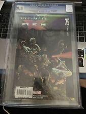 Ultimate X-Men 75 CGC 9.8 12/06 S-Robert Kirkman, C-Michael Turner COA DF{CGCB3}