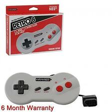 NES Controller Wired Dogbone Style Shape (Retro-Bit) Nintendo