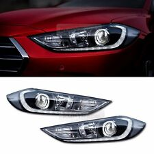 Genuine Parts LED DRL Projection Head Light Lamp LH RH for HYUNDAI 2017 Elantra