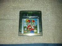 Mario Golf (Nintendo GameBoy Color 1999)- AUTHENTIC & Tested