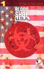 Bloodshot USA #1 Diamond Summit Retailer Variant Valiant Comics 2016