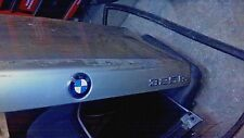 84-91 BMW 325is E30 OEM trunk 2door coupe