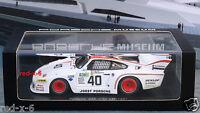 Porsche 935 #40, Joest Porsche, LeMans 1981, 1/43, neuwertig