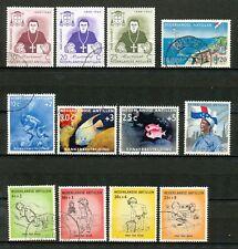 Nederlandse Antillen Jaargangen 1960 - 1961 gebruikt (2)
