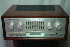 Top MARANTZ PM 710 DC Amplificatore console stereo amplifier pm710dc nel woodcase