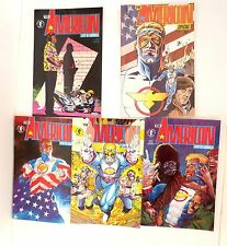 The American Comics Dark Horses Comics Lot Of  Five Comics Books