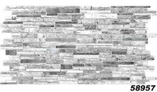 1 PVC Dekorplatte Mosaic Wandverkleidung Platten Wand Paneel 95x48cm, 58957