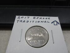 2017 - Canada nickel - Brilliant Uncirculated - Canadian 5 cent coin