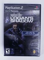 Syphon Filter: Logan's Shadow (Sony PlayStation 2, 2010) PS2 NEW SEALED PROMO