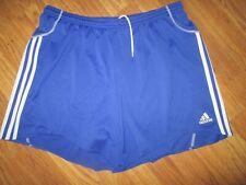 Mens Adidas Climalite athletic soccer shorts sz Xl