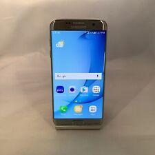 Samsung Galaxy S7 Edge 32GB Silver Titanium Sprint Excellent Condition