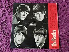 "The Beatles – Roll Over Beethoven Vinyl 7"" EP 1964 Spain DSOE 16.579"